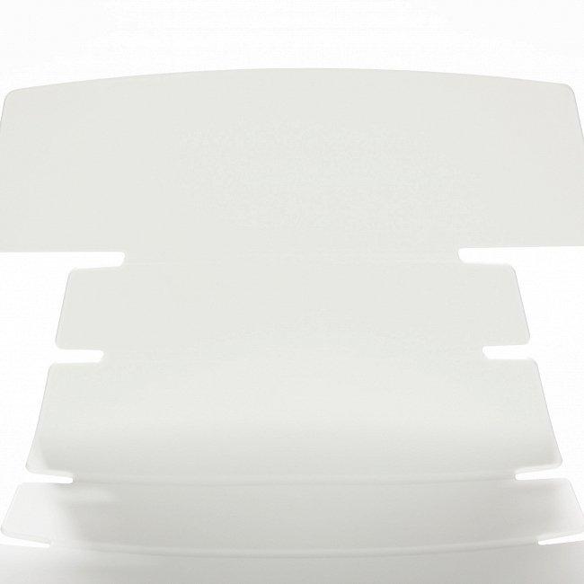 Кресло Aspen белого цвета