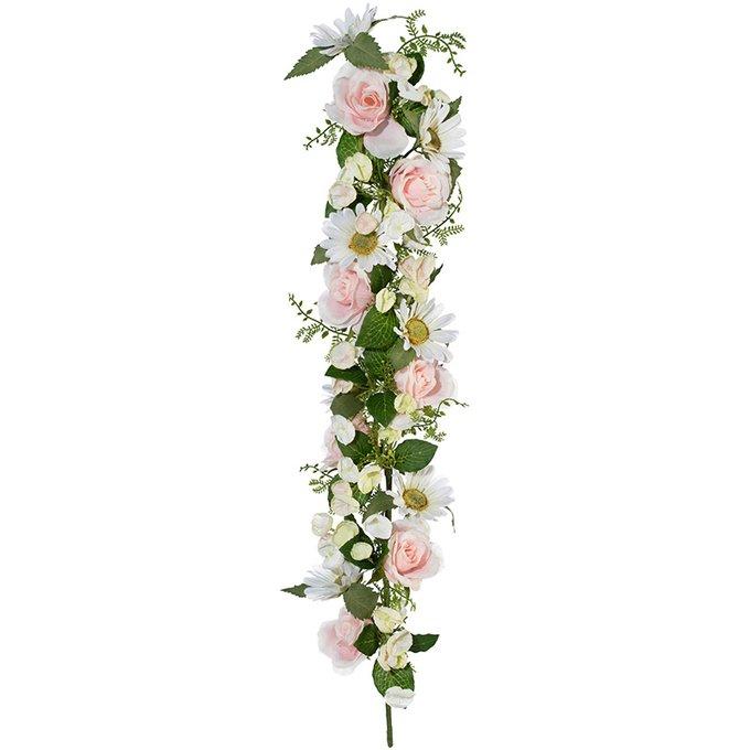 Искусственные розы Margeriten нежных оттенков