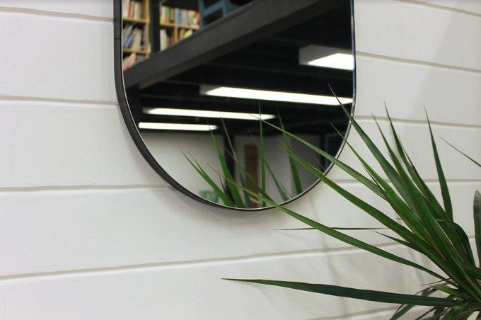 Овальное настенное зеркало Gralta