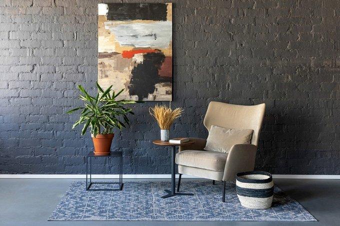 Ковер Anatolia сине-серого цвета 160х230