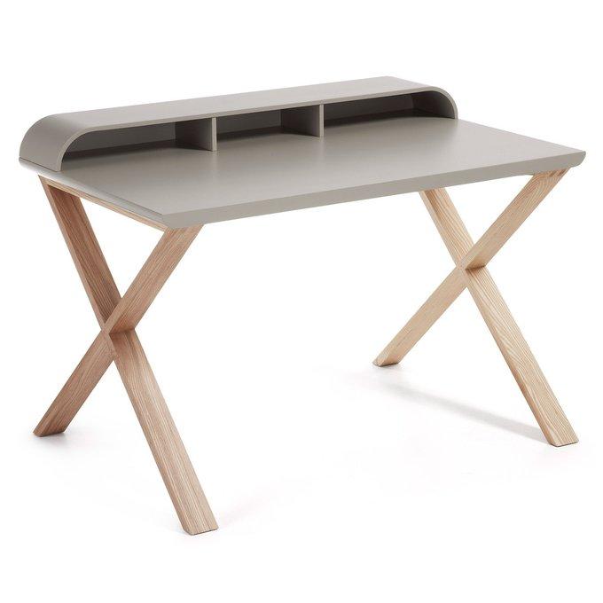 Письменный стол Success серого цвета