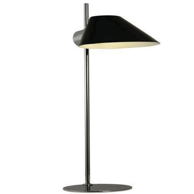 Настольная лампа Cohen черного цвета