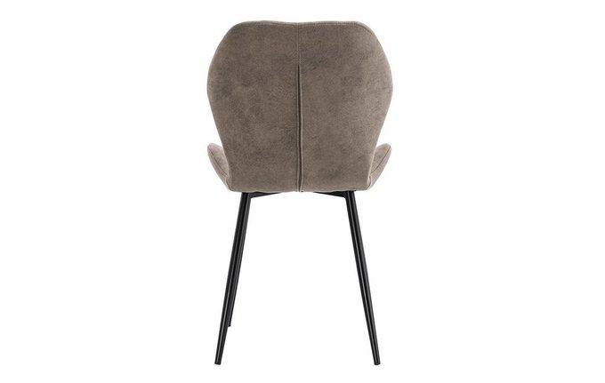 Обеденный стул Lara серого цвета