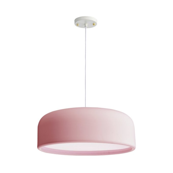 Люстра Loire Pink Pendant розового цвета