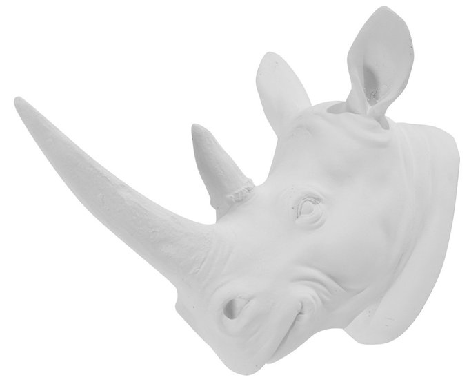 Декоративная голова животного Nashorn