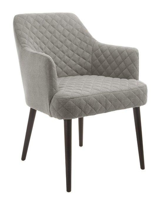 Кресло Kirk Occasional серого цвета