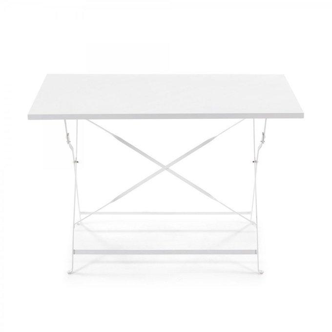 Стол Alrick белого цвета
