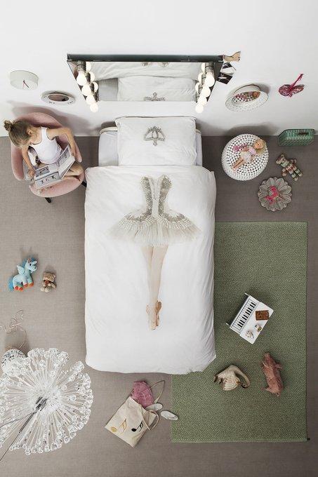 Комплект постельного белья Балерина 150х200