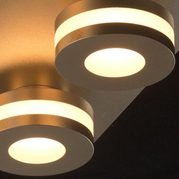 Потолочный светодиодный светильник Пунктум