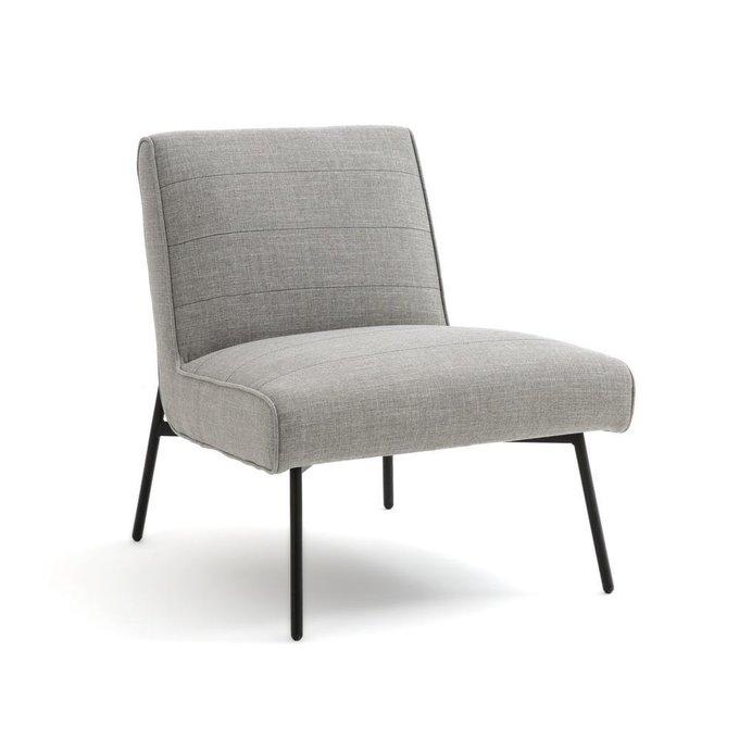 Кресло Rafa серого цвета
