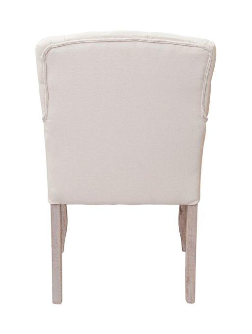 Классическое кресло Deron beige бежевого цвета