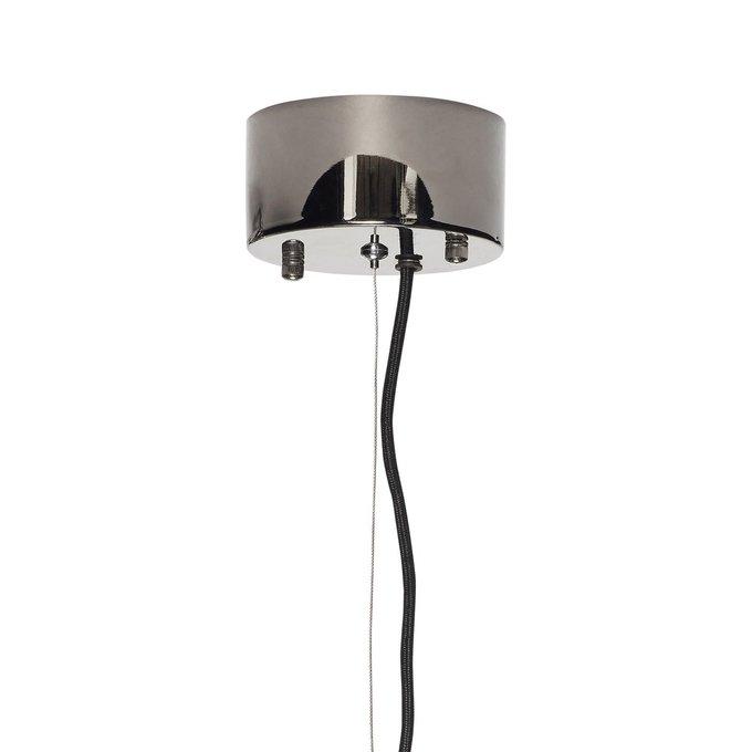 Подвесной светильник с дымчатыми плафонами