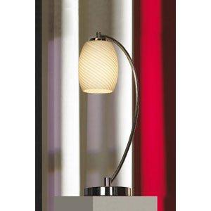 Настольная лампа декоративная Leverano