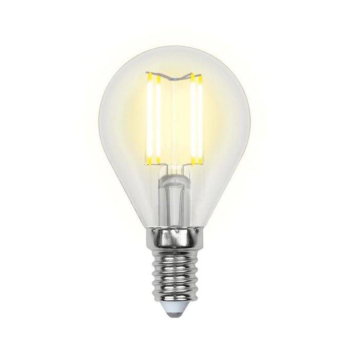 Лампа светодиодная Шар прозрачный