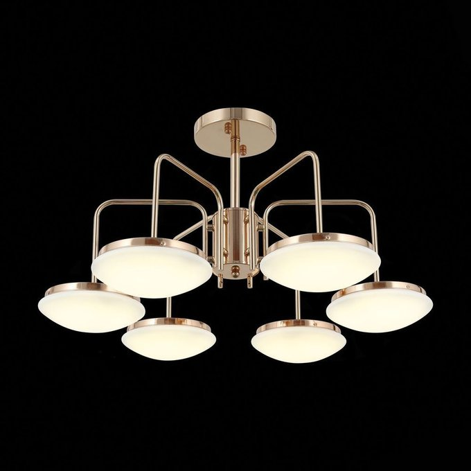Потолочная светодиодная люстра ST Luce Pratico