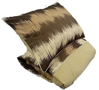 "Комплект для спальни: покрывало + 2 чехла для подушки ""safari night"""