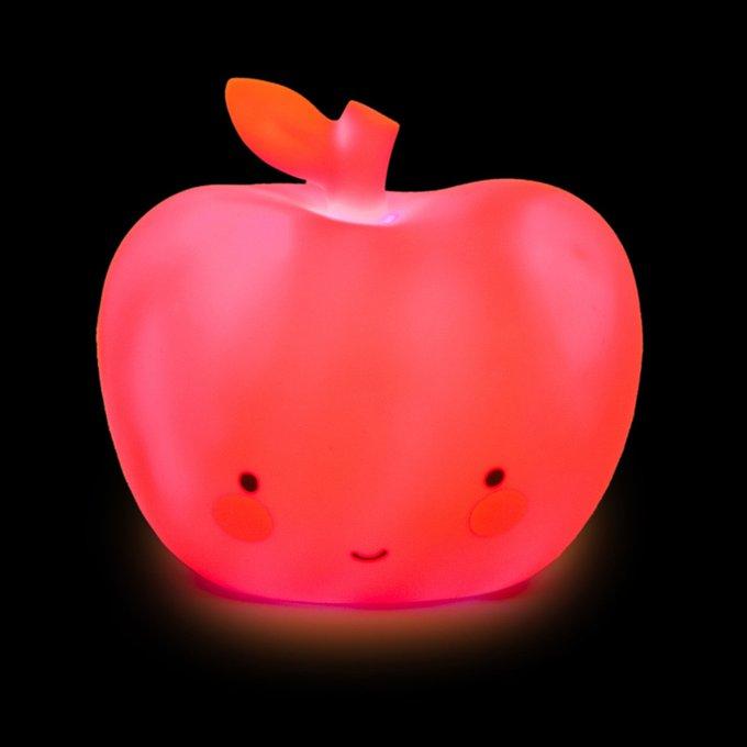 Детский ночник Pink Apple