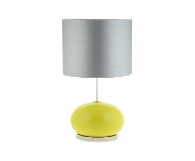 """Настольная лампа """"Balоes coloridos"""" жёлтая"""