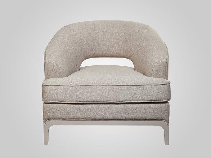 Кресло Excelent бежевого цвета