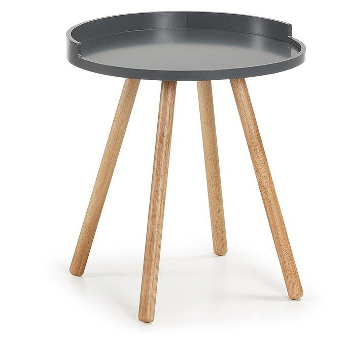 Столик Julia Grup Bruk с круглой столешницей