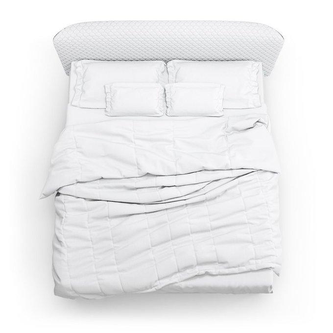 Кровать Венди белого цвета 160х200