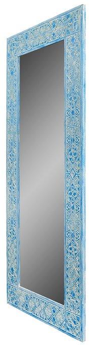 Зеркало в раме Papua Blue