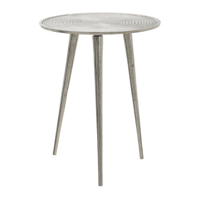 Кофейный стол из металла