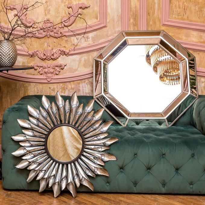 Настенное зеркало Монтебелло