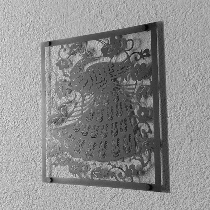 Инсталляция Juno's bird