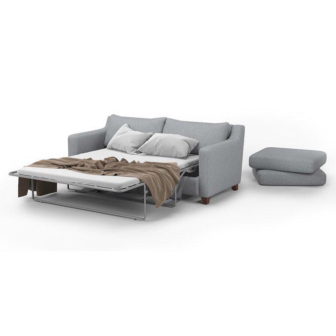 Диван-кровать Mendini MTR (204) серого цвета