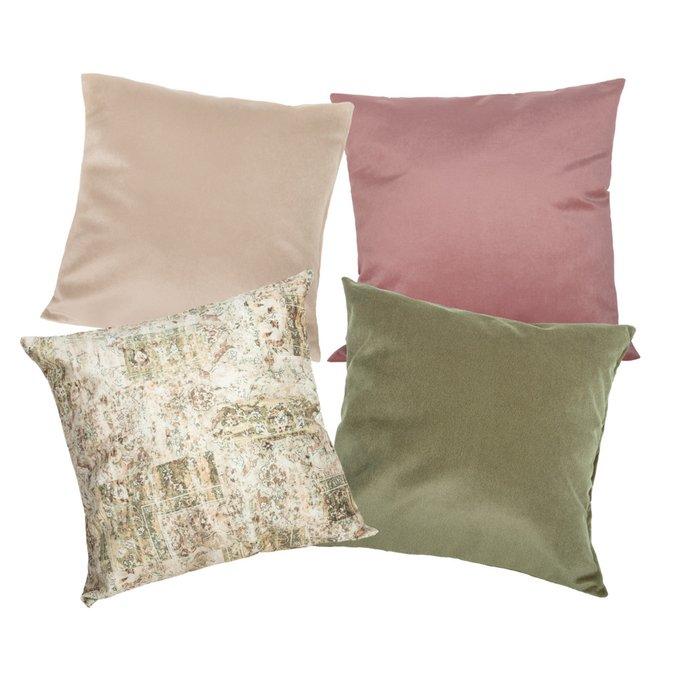 Набор из четырех чехлов Maro Lounge с внутренними подушками
