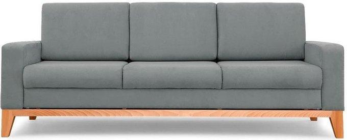Диван-кровать Нордик Light Gray светло-серого цвета