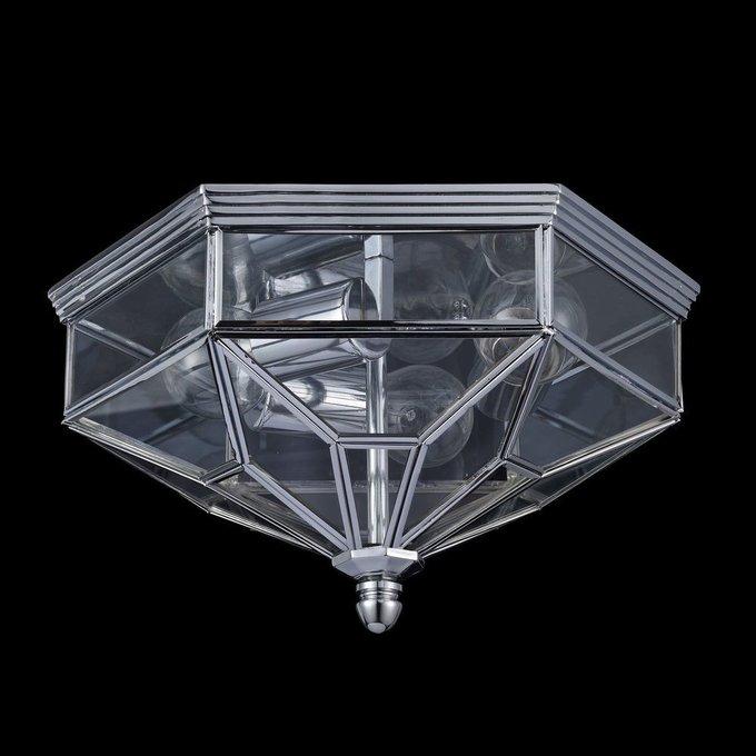 Потолочный светильник Zeil со стеклянным плафоном