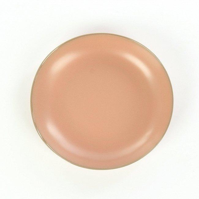 Тарелка Tide розового цвета
