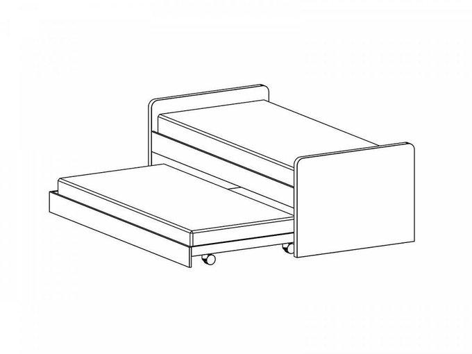 "Кровать ""Pinokkio"" 90х200"