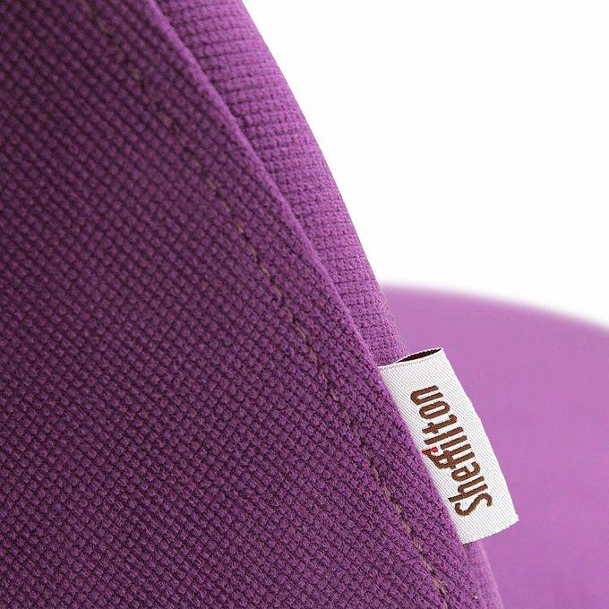 Стул барный Renato пурпурного цвета