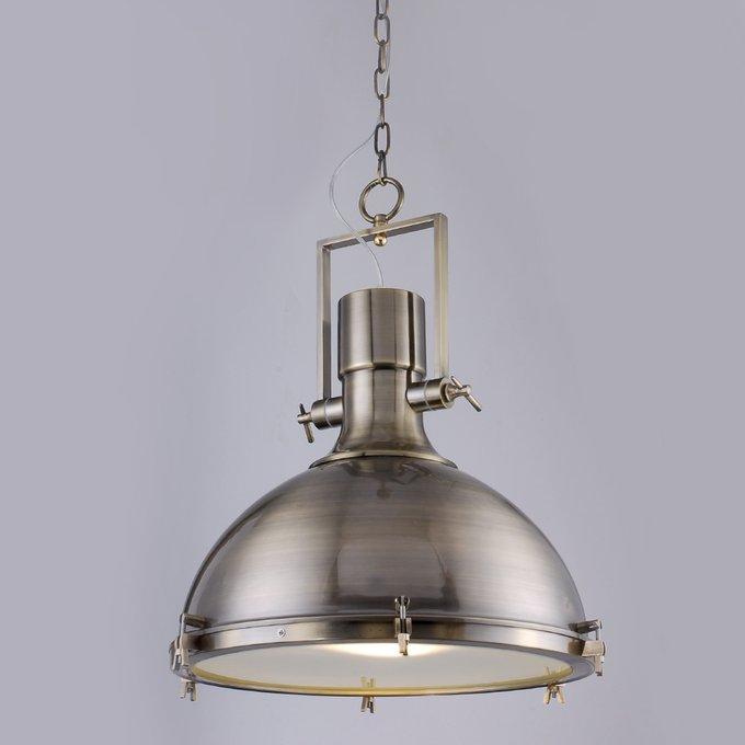Подвесной светильник DeLight Collection Loft Nickel