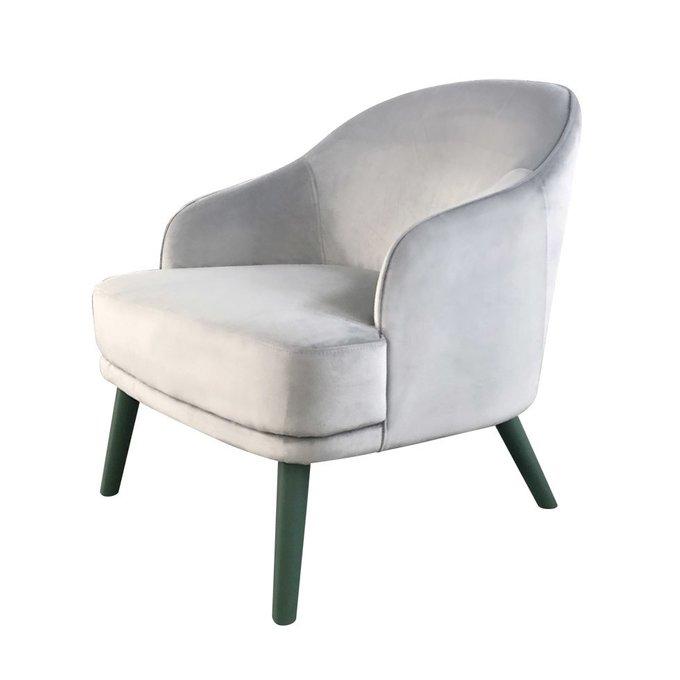 Кресло Lenne светло-серого цвета