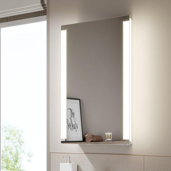 Зеркальный шкаф Dorn 50 с подсветкой