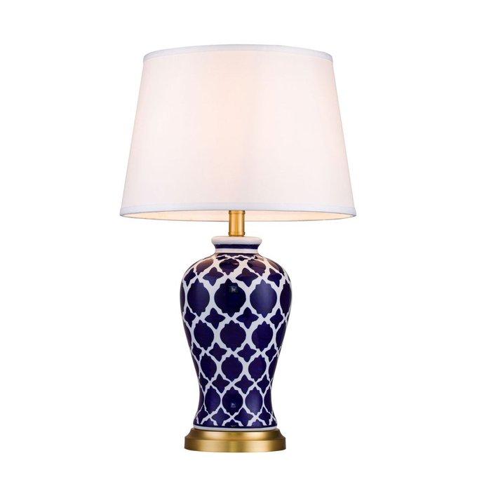 Настольная лампа Lucia Tucci Harrods в кантри-стиле