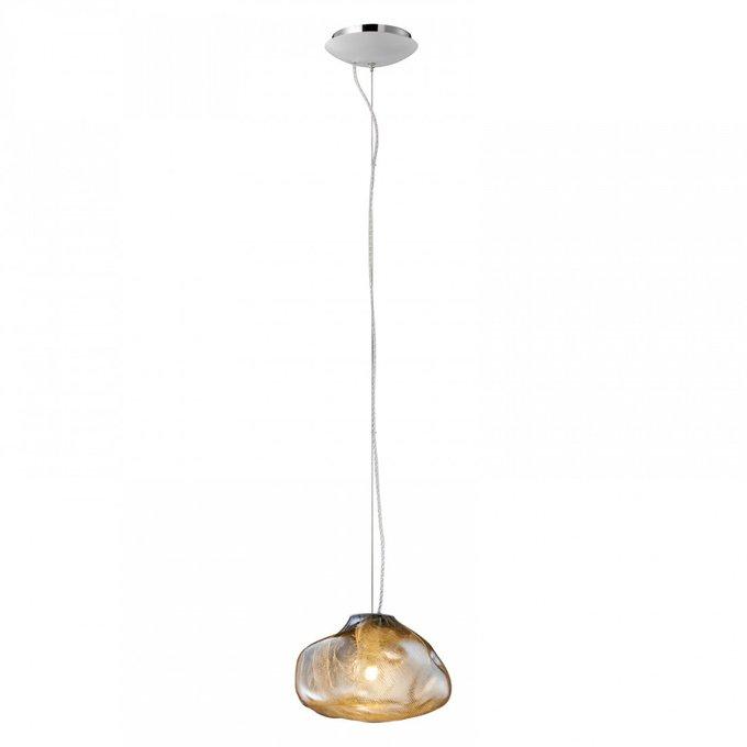 Подвесной светильник Melt с плафоном из стекла