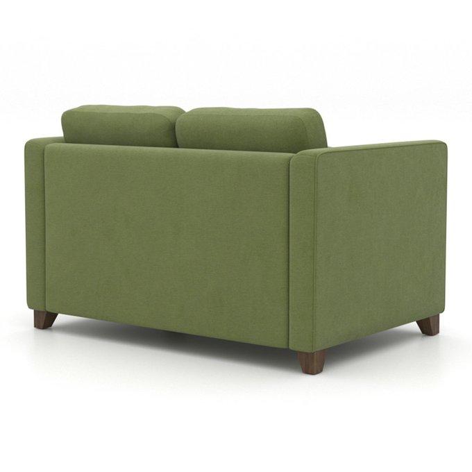 Диван-кровать Bari SFR зеленого цвета