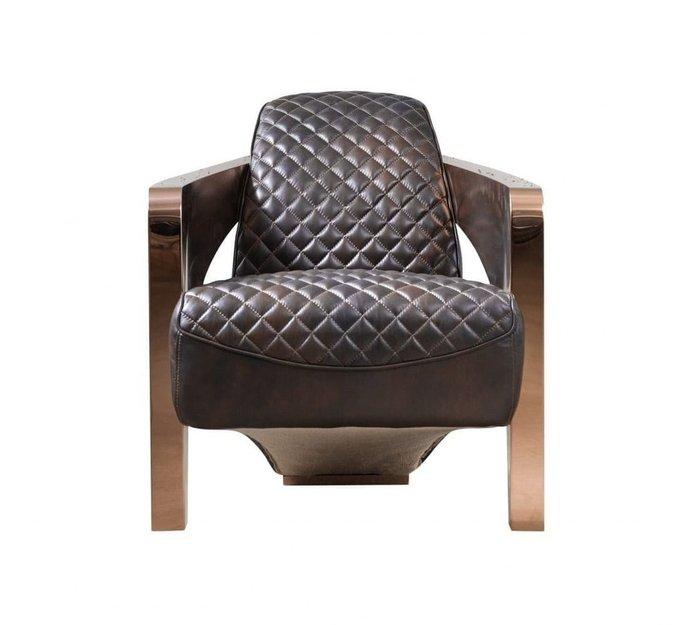 Кресло Luсas из натуральной кожи