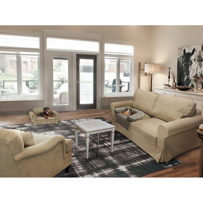 Трехместный диван Прованс со съемным чехлом