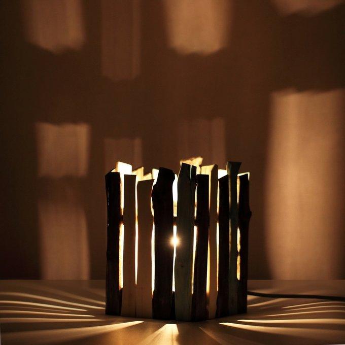 Настольная лампа Quattro S 3 цвета