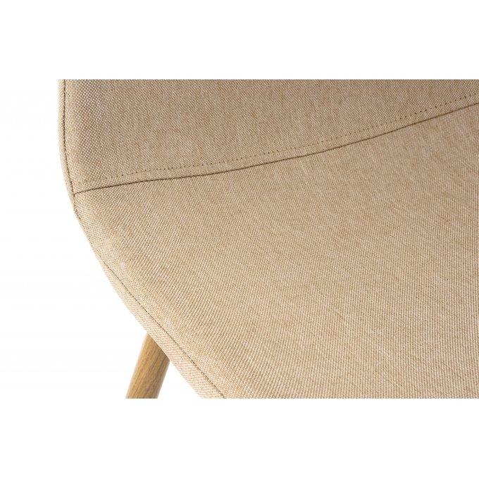Обеденный стул Lilu бежевого цвета