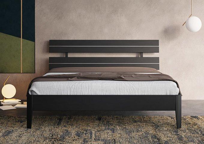 Кровать Лацио 1 ясень-груша 90х200
