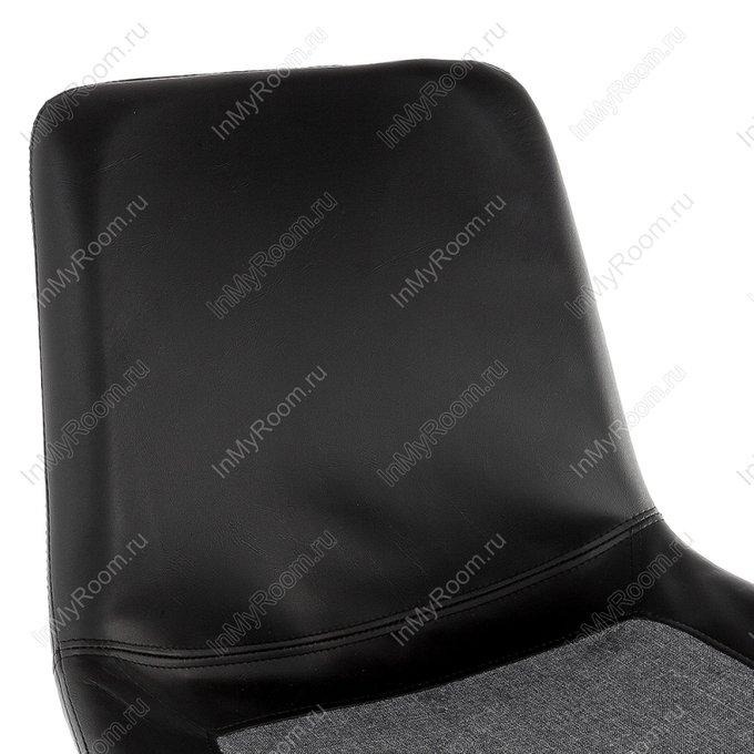 Компьютерный стул Marco черно-серого цвета