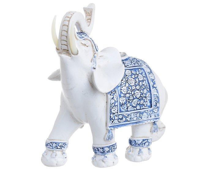 Статуэтка слона из искусственного камня