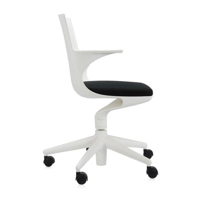 Кресло Spoon белого цвета